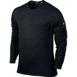 Nike Dri-Fit Wool Crew Uzun Kollu Erkek Tişört