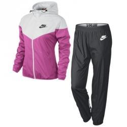 Nike Windrunner Warm Up Kapüşonlu Eşofman Takımı