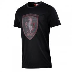 Puma Ferrari Shield Tee Erkek Tişört