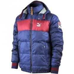 Puma Varsity Down Kapüşonlu Ceket
