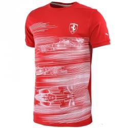 Ferrari Graphic Tee Tişört