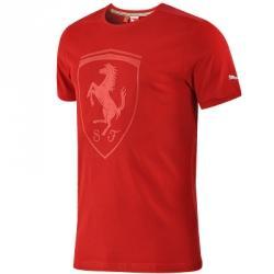 Puma Ferrari Big Shield Tee Tişört