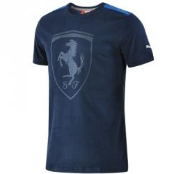 Puma Ferrari Big Shield Tee Tişört