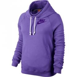 Nike Rally Funnel Neck Hoodie Kapüşonlu Sweat Shirt