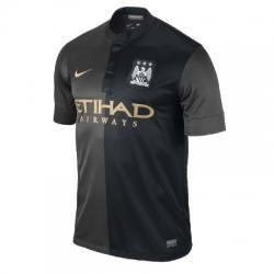 Nike Manchester City 2013-2014 Dış Saha Maç Forması