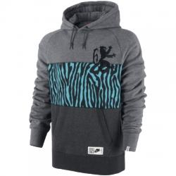 Nike Safari Prt Hoody Kapüşonlu Erkek Sweat Shirt