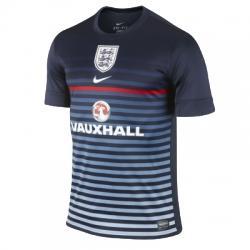 Nike England Ss Prematch Top II Erkek Tişört