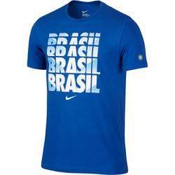 Nike Brasil Core Type Tee Tişört