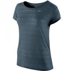 Nike Dri-fit Touch Breeze Stripe Ss Tişört