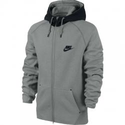 Nike Tech Fleece 2.0 Fz Hd Run Ref Kapüşonlu Ceket