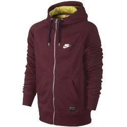 Nike Aw77 Fcb Covert Fz Hoodie Kapüşonlu Ceket