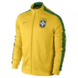 Nike N98 Brasil Authentic Track Erkek Ceket