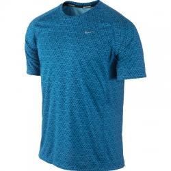 Nike Printed Miler Ss Tişört