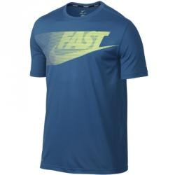 Nike Run Challenger 4 Graphic Tee Tişört