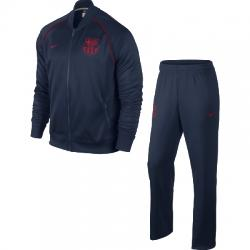 Nike Zone Fc Barcelona Authentic Warm Up Eşofman Takımı