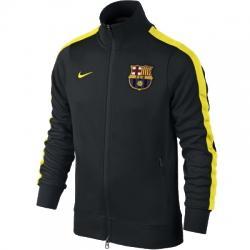 Nike N98 Fc Barcelona Çocuk Ceket