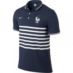 Nike League Fransa Milli Takımı Authentic Polo Yaka Erkek Tişört