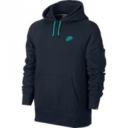 Nike Aw77 Fleece Hoodie Kapüşonlu Sweat Shirt