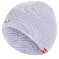 Cap Knit Metal Logo Were Bere