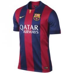 Nike Fc Barcelona 2014-2015 Sezonu İç Saha Forma