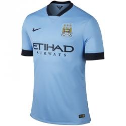 Nike Manchester City Fc 2014-2015 Sezonu İç Saha Forma