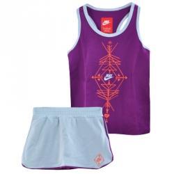 Knit Set (Atlet + Şort) Lk Çocuk Takım