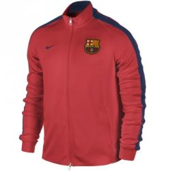 Nike N98 Fc Barcelona Authentic Track Ceket