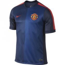 Nike Manchester United Squad Ss Pm Top Tişört