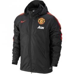 Nike Manchester United Squad Sf1 Rain Kapüşonlu Ceket