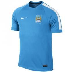 Nike Manchester City Fc Squad Ss Training Top Tişört