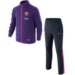 Nike Fc Barcelona Squad Sdln Woven Çocuk Eşofman Takımı
