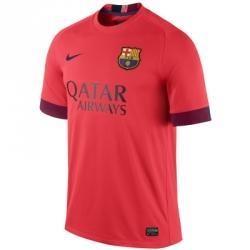 Nike Fc Barcelona 2014-2015 Sezonu Dış Saha Forma