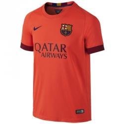 Nike Fc Barcelona Ss 2014-2015 Dış Saha Forma