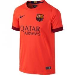 Nike Fc Barcelona Ss 2014-2015 Sezonu Dış Saha Forma