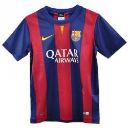 Fc Barcelona Ss Home Supporters Tee Tişört