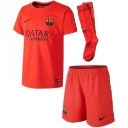 Nike Fc Barcelona Lt Kit Dış Saha Forma-Şort-Çorap