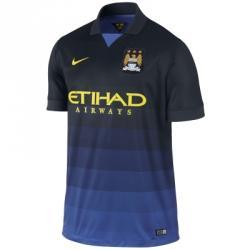 Nike Manchester City 2014-2015 Sezonu Dış Saha Forma