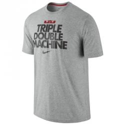 Nike LeBron James Triple Double Machine Tee Tişört