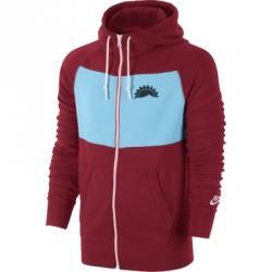 Nike Aw77 Fz Run Smtc Hoodie Kapüşonlu Ceket