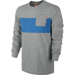 Nike Glory Top Stripe Sweat Shirt