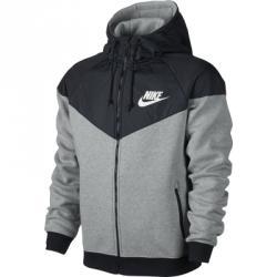 Nike Windrunner Fleece Mix Kapüşonlu Ceket