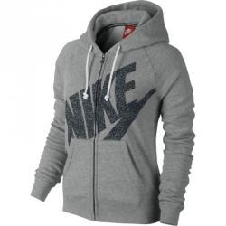 Nike Rally Fz Mezzo Logo Hoodie Kapüşonlu Ceket