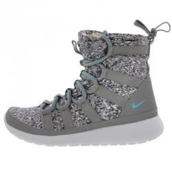 Nike Rosherun High Sneakearboot Print Spor Ayakkabı