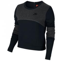 Nike Tech Fleece Crew Uzun Kollu Tişört