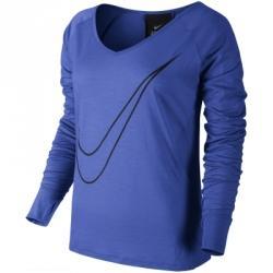 Nike Lux Ls Uzun Kollu Tişört
