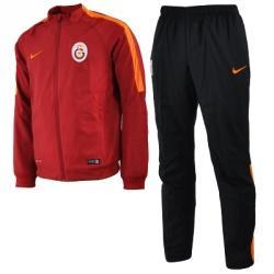 Galatasaray Squad Sdln Woven Warm Up Eşofman Takımı