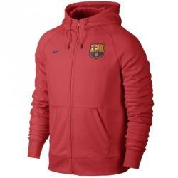 Nike Aw77 Fc Barcelona Authentic Fz Hoodie Kapüşonlu Ceket