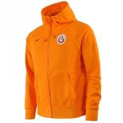 Nike Galatasaray Aw77 Authentic Fz Hoodie Kapüşonlu Ceket
