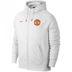 Nike Aw77 Manchester United Authentic Fz Hoodie Kapüşonlu Ceket