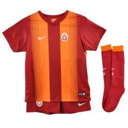 Nike Galatasaray 2014-2015 Sezonu Çocuk Forma-Şort- Çorap Takım